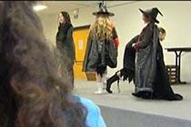 Théâtre en allemand avec l'association Kiddy